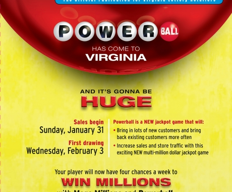 VA Lottery Playbook Powerball cover