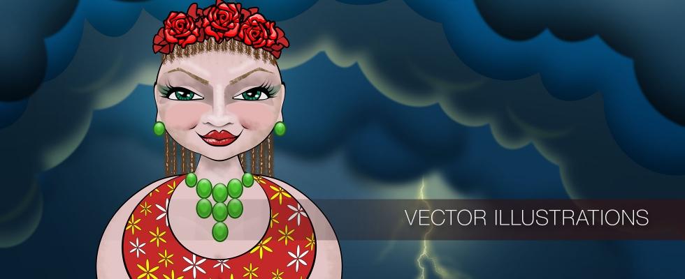 2-Vector Illustrations