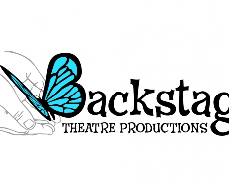 Backstage Theater Productions logo
