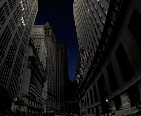 Wall Street Never Sleeps