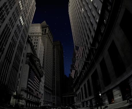 Wall Street Never Sleeps