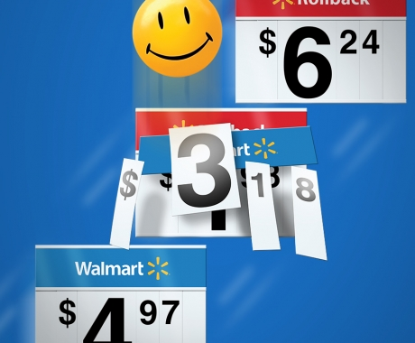 Walmart Price Rollbacks