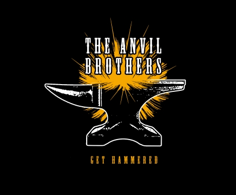 Anvil Brothers T-shirt Design